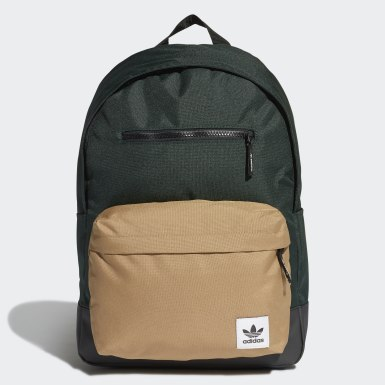 Mochila Premium Essentials Modern Verde Originals