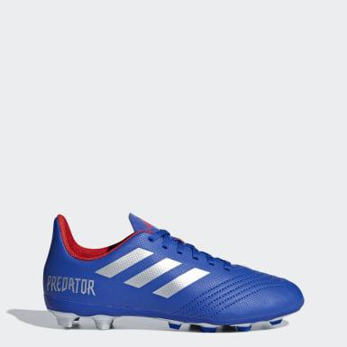 синий Футбольные бутсы Predator 19.4 FG