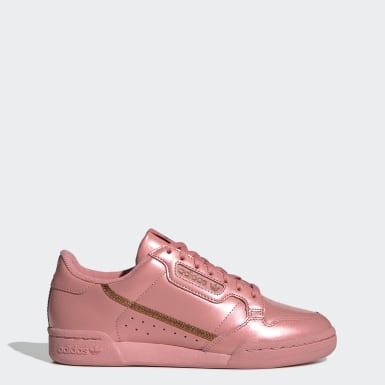 Women Originals Pink Continental 80 Shoes