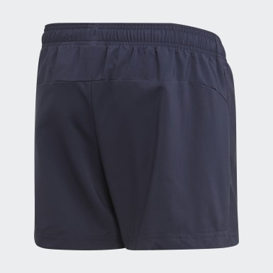 Boys Lifestyle Blue Essentials Climaheat Shorts
