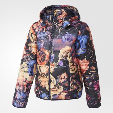 разноцветный Куртка Rose
