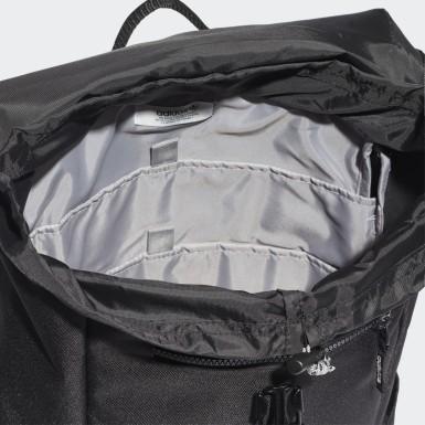 Originals สีดำ กระเป๋าสะพายหลัง Premium Essentials Top Loader