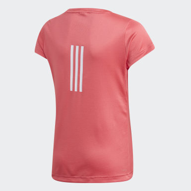 Camiseta Training Cool Rosa Niño Training