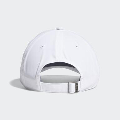 Men's Originals White Structured Metal Hat