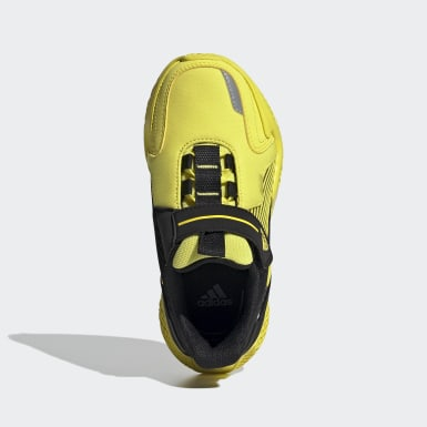 Kids Running Yellow 4UTURE Runner Shoes