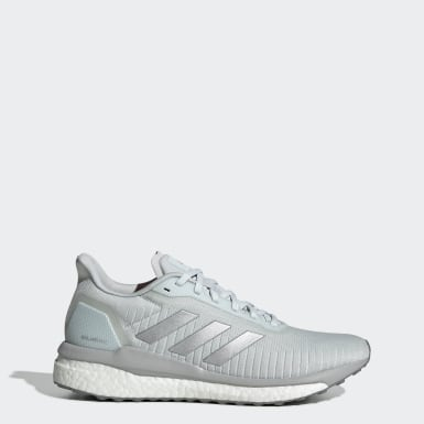 Women Running Blue Solar Drive 19 Shoes