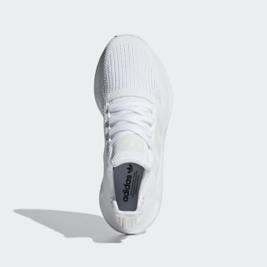 Women's Originals White Swift Run Shoes