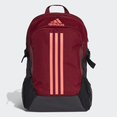 Träning Burgundy Power 5 Backpack