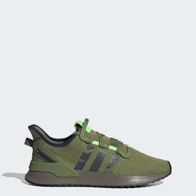 Zapatillas U_Path Run Verde Hombre Originals