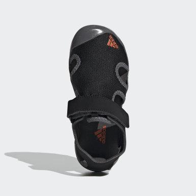Børn TERREX Sort Terrex Captain Toey sandaler