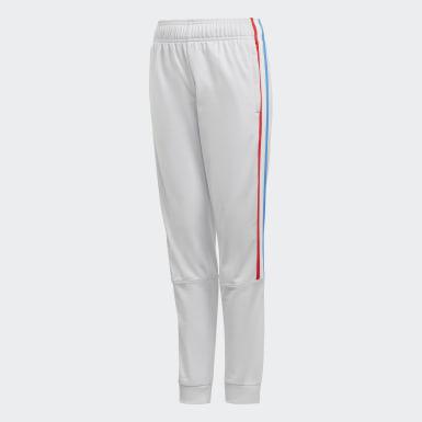 Youth Originals Grey Adicolor Track Pants