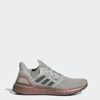 Men's Running Grey Ultraboost 20 Shoes