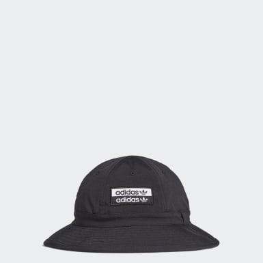 Originals Black Bucket Cap