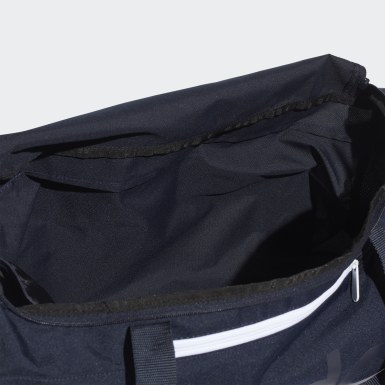 Bolsa de deporte mediana Linear Core Azul Athletics