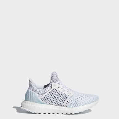 Youth Running White Ultraboost Parley LTD Shoes