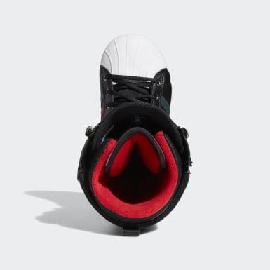 черный Сноубордические ботинки Superstar ADV
