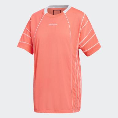 Kadın Originals Pink EQT Tişört