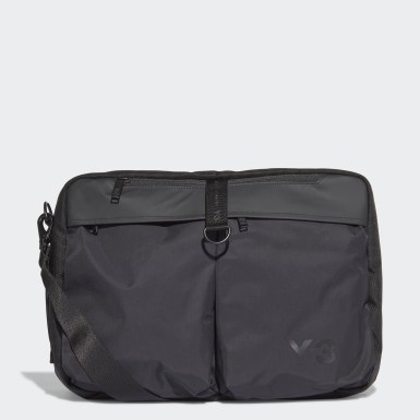 Y-3 Black Y-3 Holdall Bag