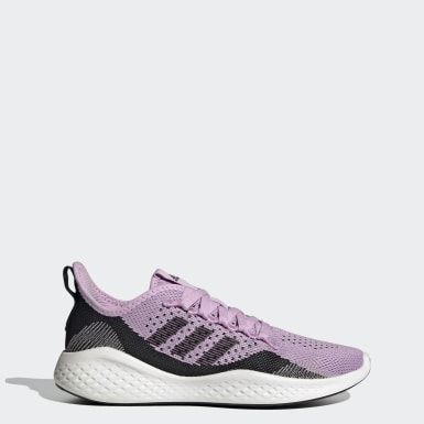 Women's Running Purple Fluidflow 2.0 Shoes