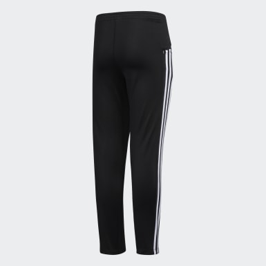 Youth Training Black Track Pants