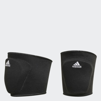 Youth Volleyball Black 5 Inch Youth Volleyball Kneepads