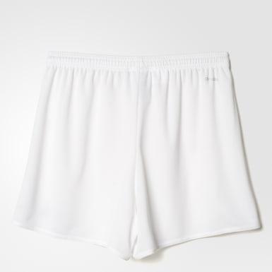 Pantalón corto Parma 16 Blanco Mujer Fútbol