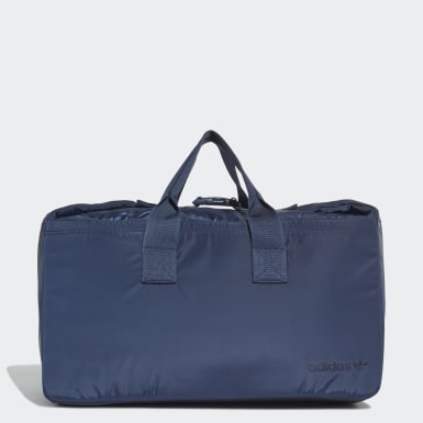 Originals Blue Modern Duffel Bag