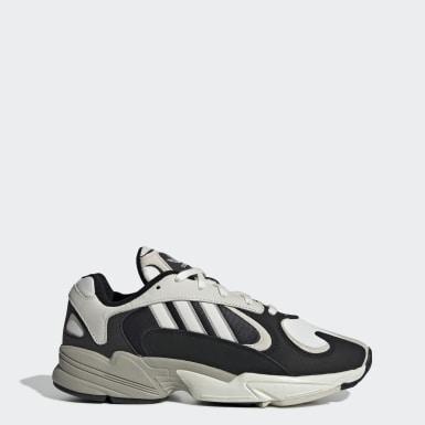 ผู้ชาย Originals สีดำ รองเท้า Yung-1