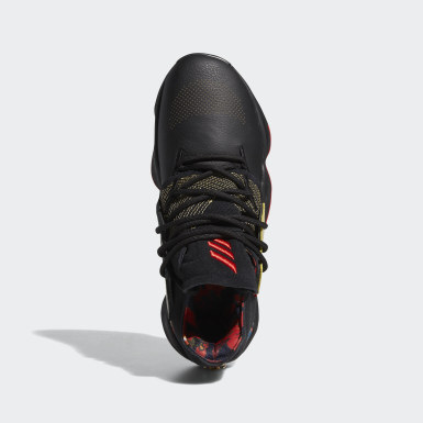 Men's Basketball Black Harden Vol. 4 Forbidden City Shoes