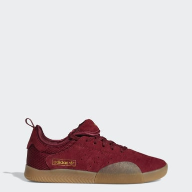 Dam Originals Burgundy 3ST.003 Shoes
