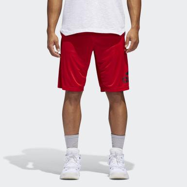 Herr Basket Röd Crzylght Short