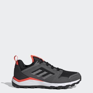 Men TERREX Black Terrex Agravic TR UB Trail Running Shoes