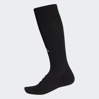 Training Black Alphaskin Lightweight Cushioning Over-the-Calf Compression Socks