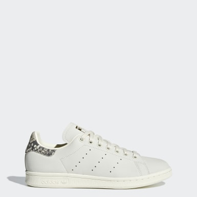 Tenis Stan Smith Beige Mujer Originals