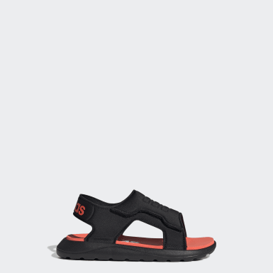 Children Essentials Black Comfort Sandals