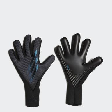 Futbal Siva Brankárske rukavice X 20 Pro