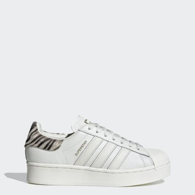 Scarpe Superstar Bold Bianco Donna Originals