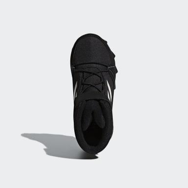 Chaussure de randonnée Terrex Snow CF Winter noir Enfants De Plein Air