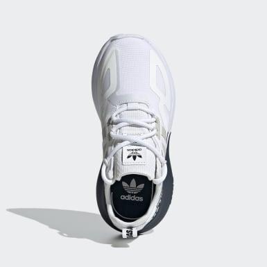 Børn Originals Hvid ZX 2K sko