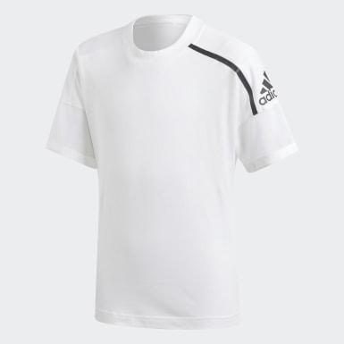 Børn Træning Hvid adidas Z.N.E. T-shirt