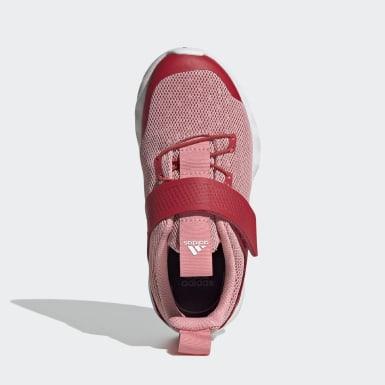 Chaussure RapidaFlex Rouge Enfants Running