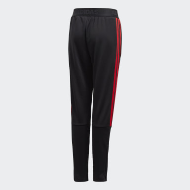 Pantalon Tiro noir Adolescents Entraînement