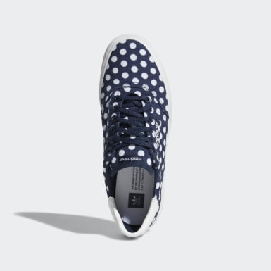 Originals Mavi 3MC Vulc Ayakkabı