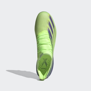 Scarpe da calcio X Ghosted.1 Artificial Grass Verde Calcio