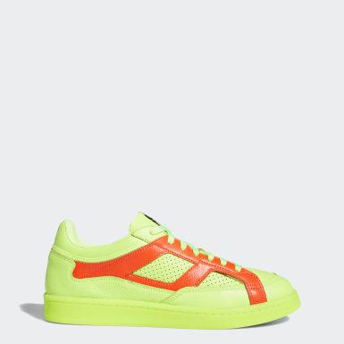 FA Experiment 2 Shoes Zielony