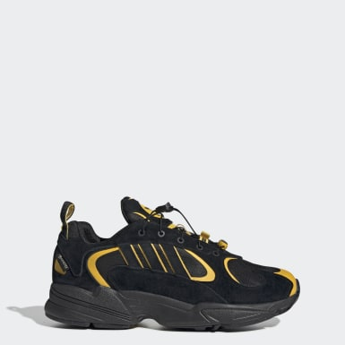 Men's Originals Black Yung-1 WANTO Shoes