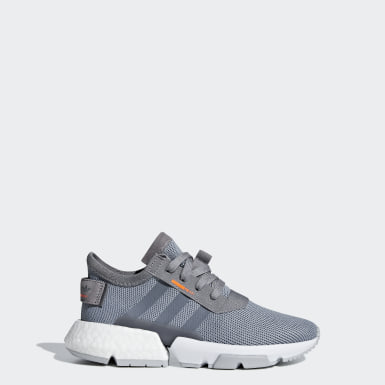Youth Originals Grey POD-S3.1 Shoes