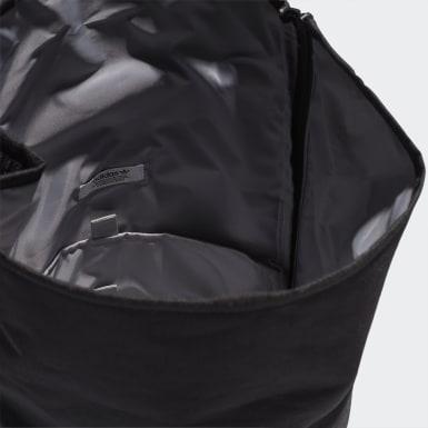 Mochila Premium Essentials Roll-Top (UNISEX) Negro Originals