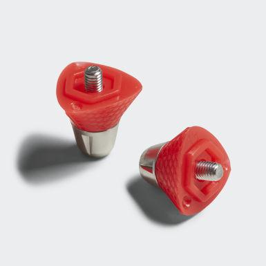 Kołki zapasowe adipower Replacement Studs Czerwony