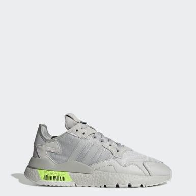 Sapatos Nite Jogger Cinzento Mulher Originals